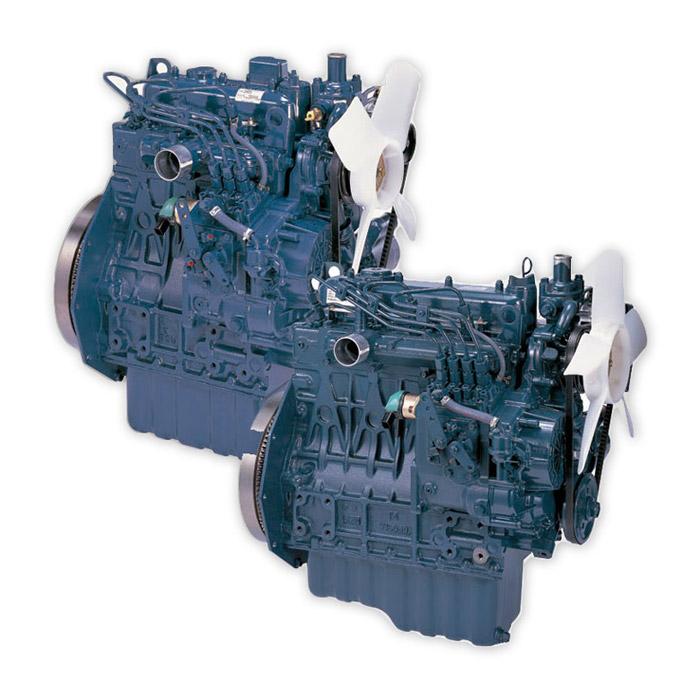 Kubota Diesel Engines | Eastcoast Power Systems