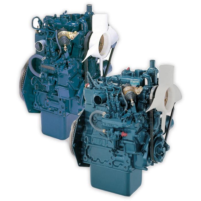 Kubota Diesel Engines