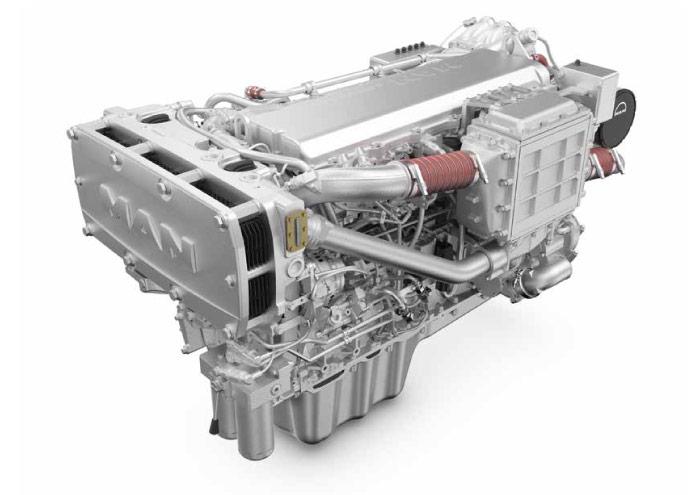 d2676-man-marine-propulsion-engine