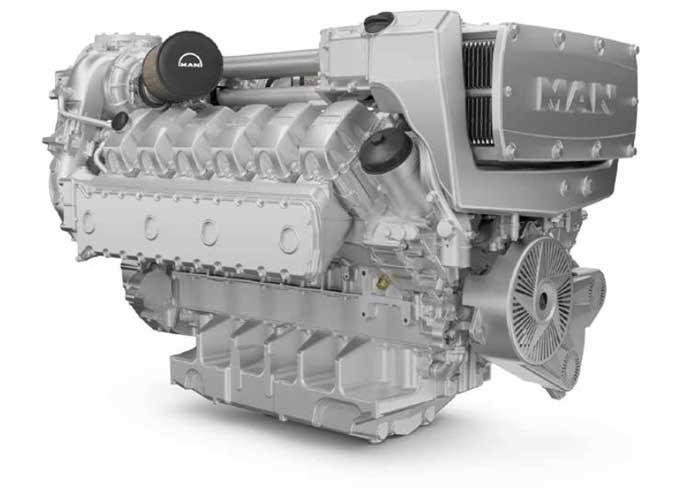 d2862le441-man-marine-propulsion-engine