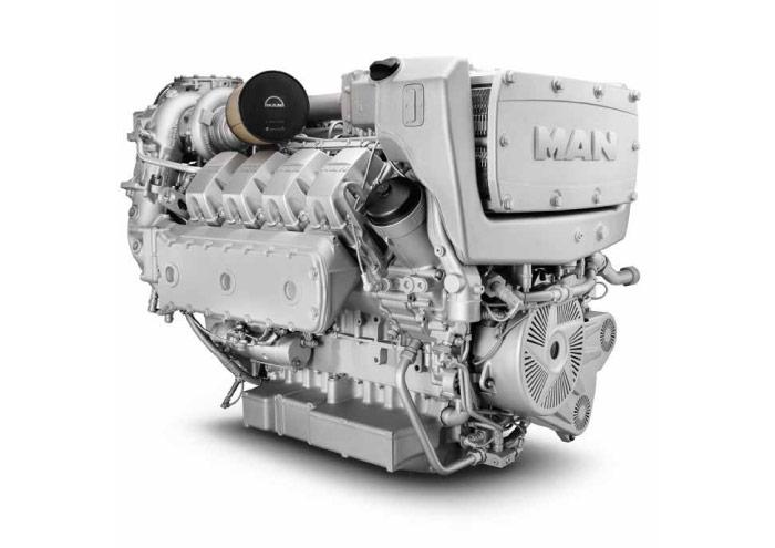 d2868-man-marine-propulsion-engine